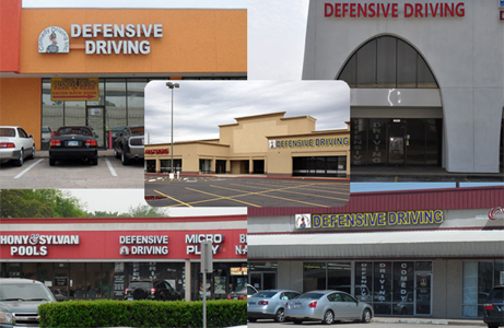 Houston Defensive Driving From Comedy Driving Inc.